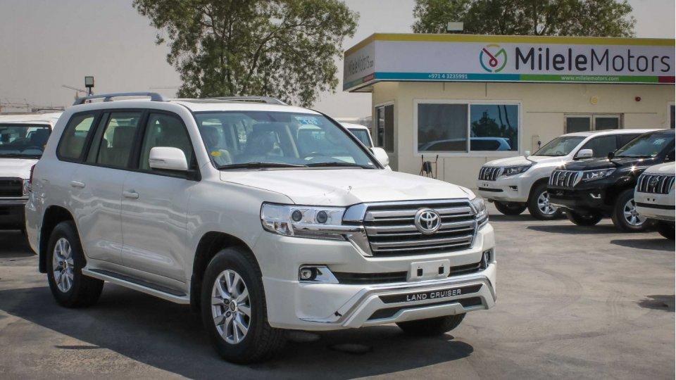 Toyota Land Cruiser Diesel >> Toyota Land Cruiser Gxr Full Option 4 5l Diesel Engine Auotmatic Transmission Buy Toyota Land Cruiser Land Cruiser Land Cruiser Diesel For Sale