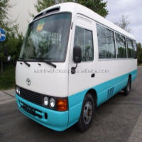2012 Toyota Coaster bus LHD