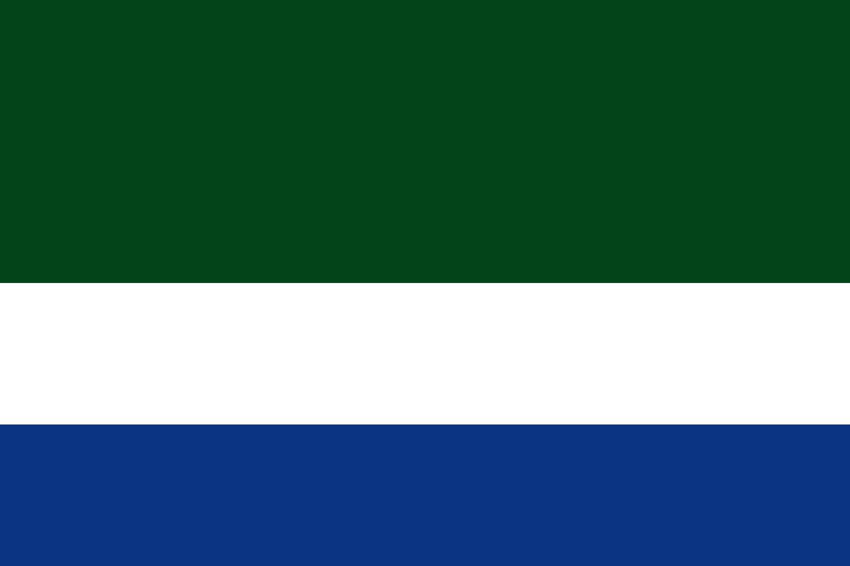 magFlags XL Flag Istmina Chocó | Municipio de Istmina Chocó | landscape flag | 2.16qm | 23sqft | 120x180cm | 4x6ft -- 100% Made in Germany -- long lasting outdoor flag