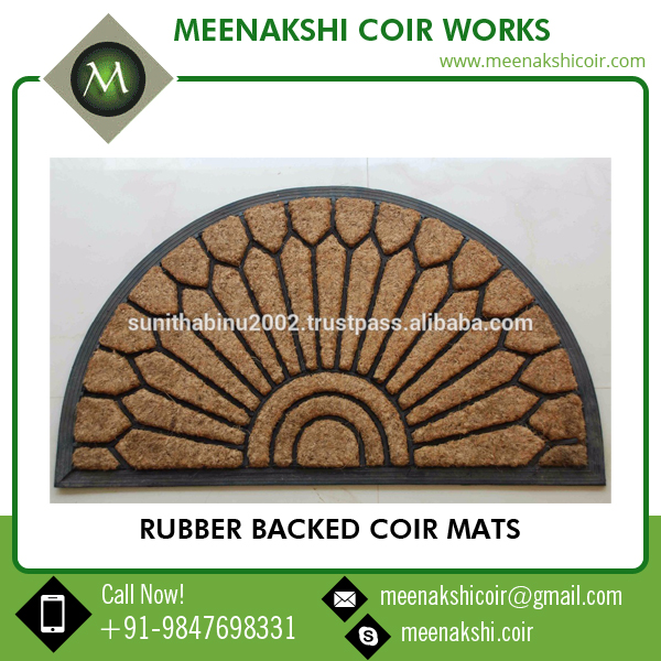 Reliable Supplier of Rubber Moulded Coirmat