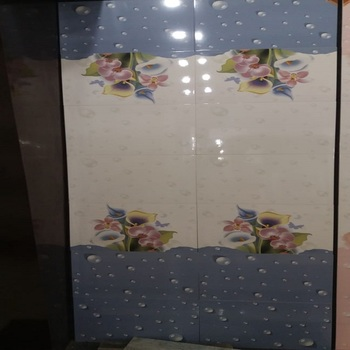 250*600mm New Flower Design Decor Tiles Manufacturer