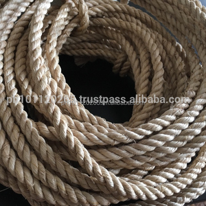 Abaca Rope / Twisted Rope / Quality Abaca