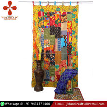 Sari Patchwork Curtains, Sari Patchwork Curtains Suppliers And  Manufacturers At Alibaba.com