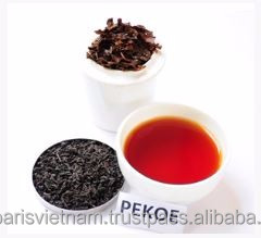 Competitive Price Black tea Pekoe with Pure Aroma Dark color