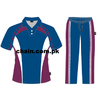 Sublimated Cricket Jersey with Matching Pants