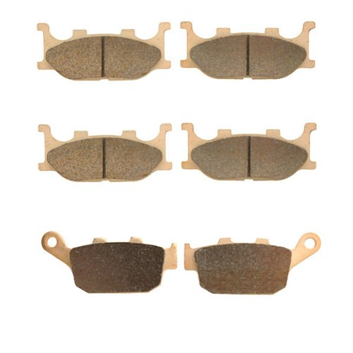 2009-2015 Yamaha FZ6R Sintered HH Front & Rear Brake Pads