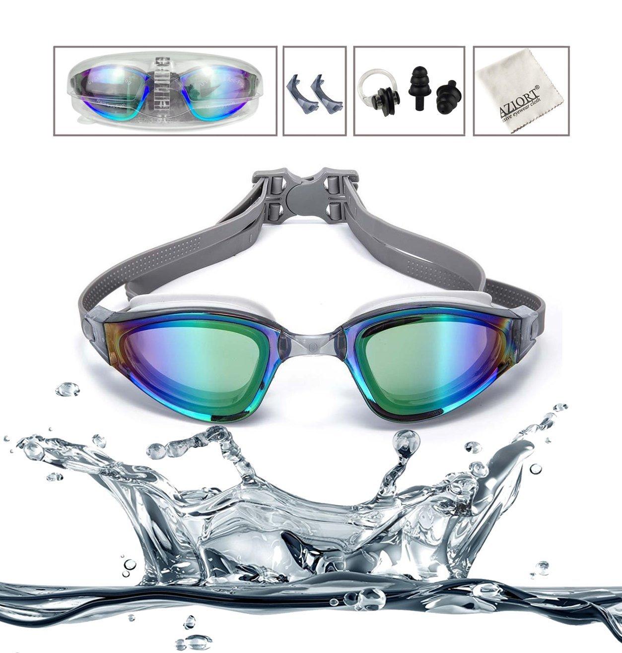 da447f0d05af Get Quotations · Maziort Swim Goggles