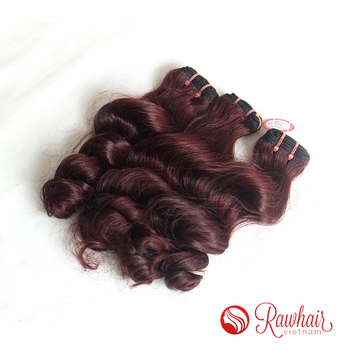 Brown Hair - 100% Human Hair Extensions With Cheapest Price High quality Good Insurance Policy