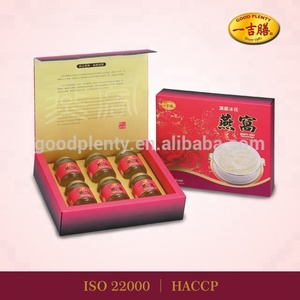 Bird's Nest with Rock Sugar Gift Set (75gx6)