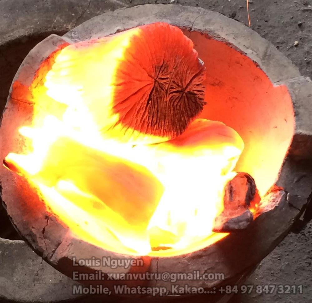 Than nướng không khói Binchotan (Binchotan Charcoal for BBQ) Túi 1kg