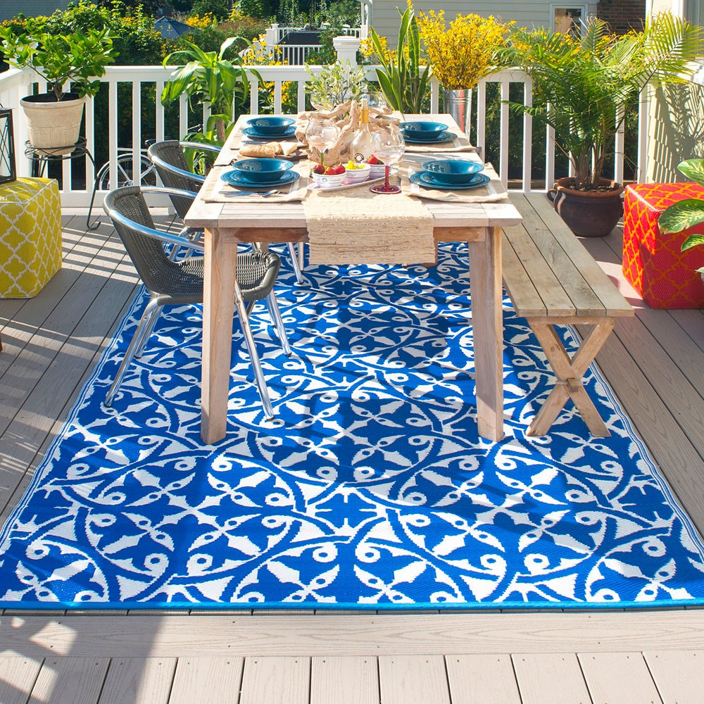 Outdoor Rugs Made Of Polypropylene