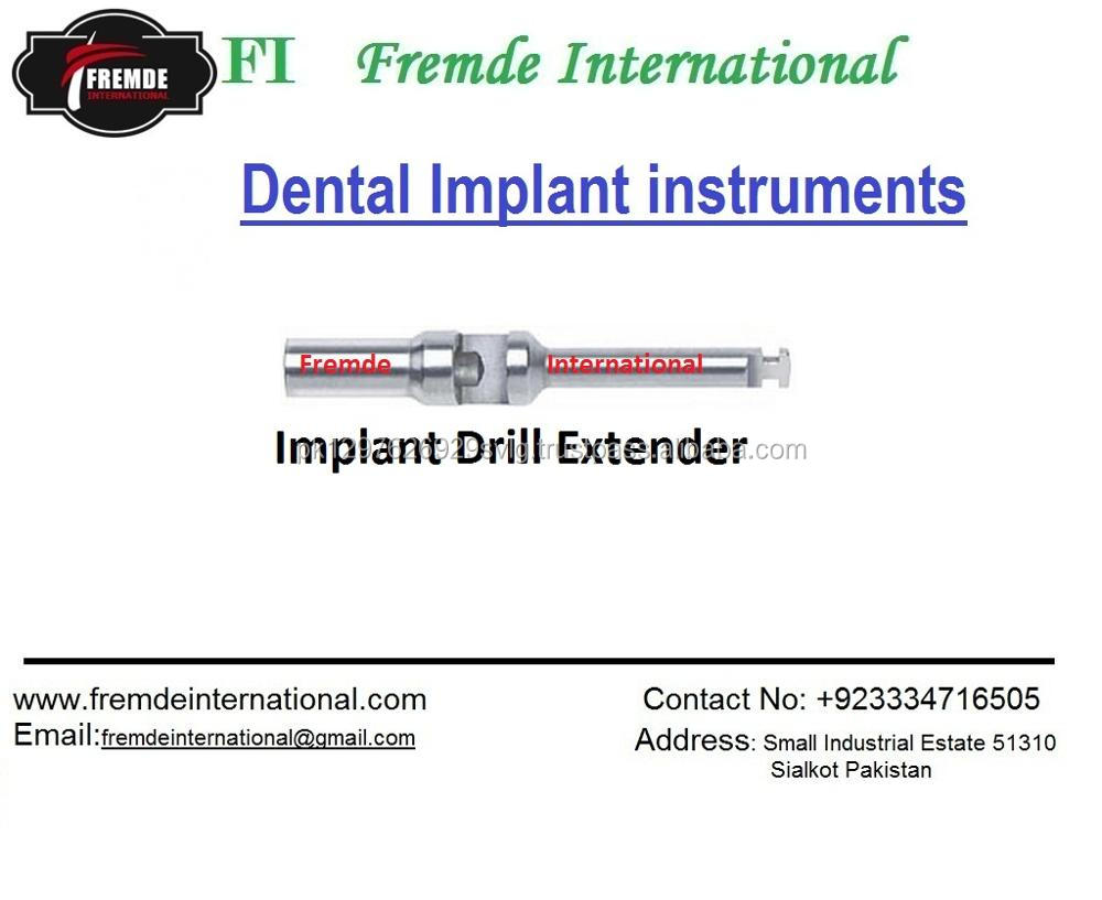 Dental Implant Quotes 2.8Mm Dental Implant Drill With Stoppers Set Ce Certified  Buy