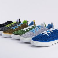 Modular Travel Convertible Knitting Shoes