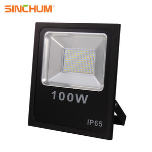 Led Outdoor Stadium Lighting SMD IP65 100W Outdoor Led Flood Light