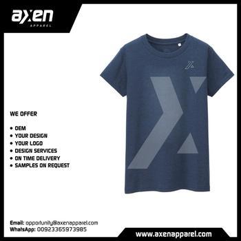 2a520337b1de67 Axen T-Shirt T Shirt Custom Logo Thai Amazon Printed Embroidered High  Quality Cheap Manufacturer