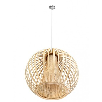 New model ball bamboo lampshade