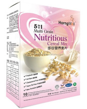 Horngwell 5 In 1 Multigrain Instant Cereal Mix