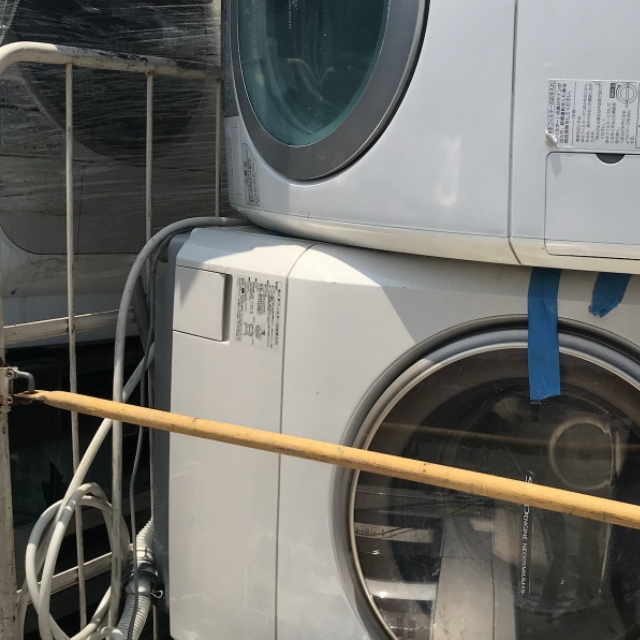 used washing machine home appliance