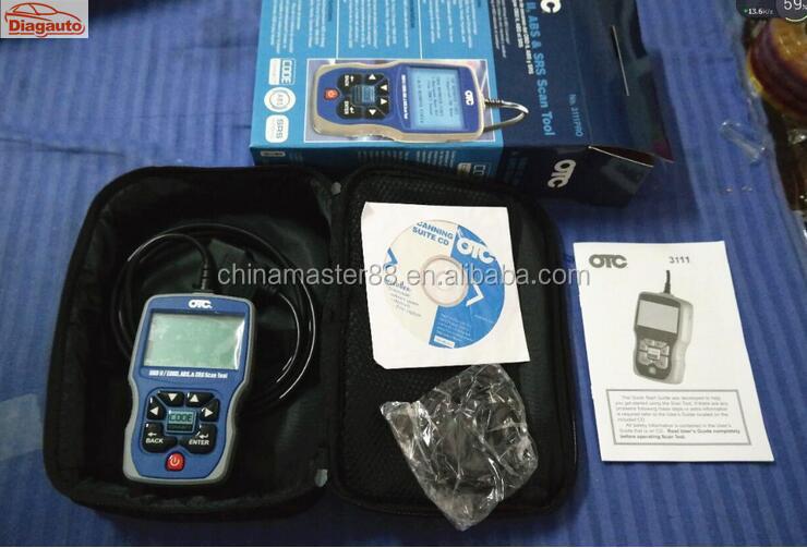 Trilingual Scan Tool Obd Iicanabs Airbag Otc 3111 Pro Buy
