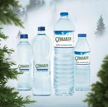 Natural Alkaline Mountain Spring Water