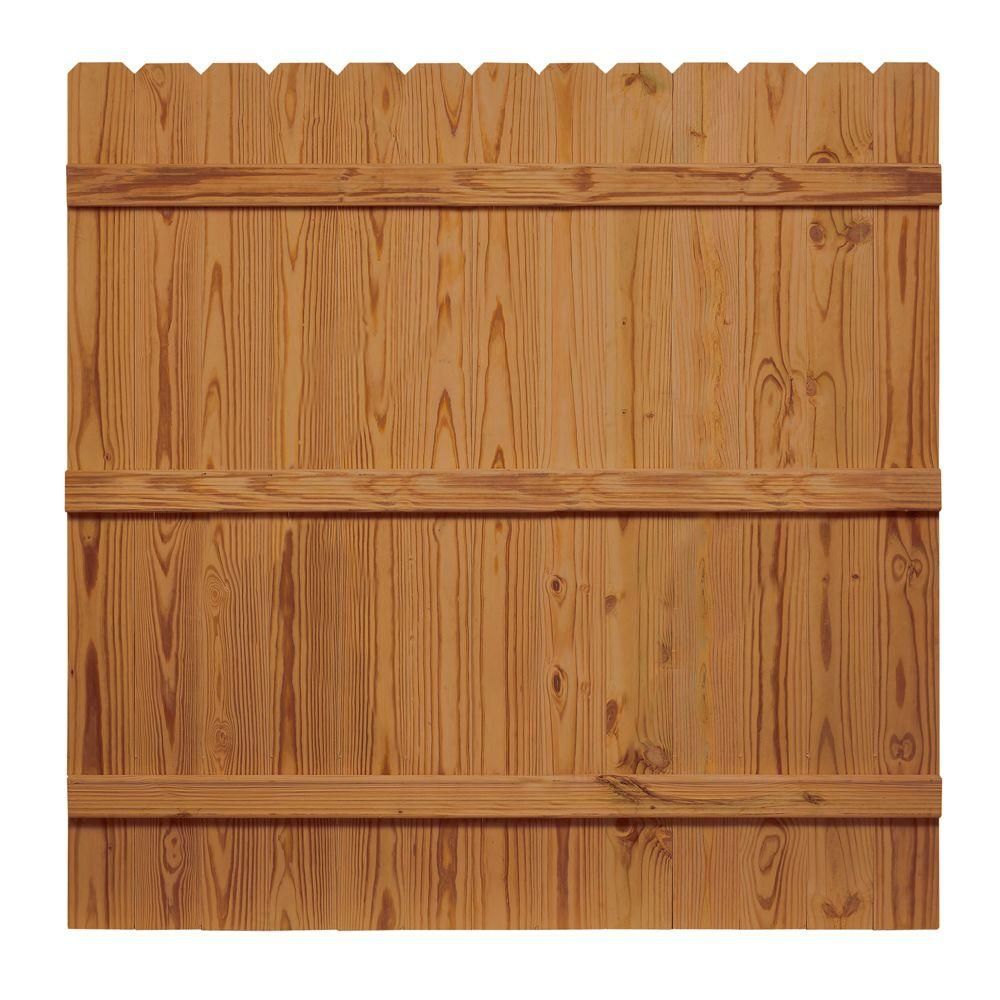 Price For Wood Fence Garden View