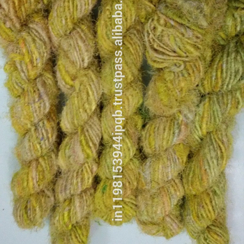 High Quality 2018 Sari Silk Yarn For Knitting,Jewelry Making - Buy 100%  Sari Silk Yarn Hand Spun,Sari Silk Yarn Solid And Multi Colors,Hand Spun