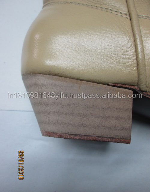 women line beige dance sole for in color Leather shoes qvx7XSwApP