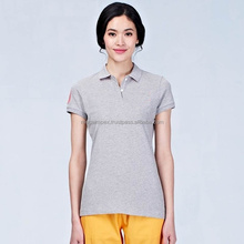 Signore Polo T Shirts-2018 di <span class=keywords><strong>Golf</strong></span> All'ingrosso slim Fit Signore polo t shirt