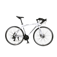 700C mens racing road bike for sale/cheap alloy road bicycle made in China/cheap aluminum road bike