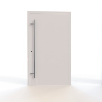 Aluminum Entrance Security Door - High-quality Low-cost