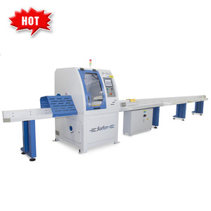 SF6045 Industrial Automatic Wood Cut Off Saw Machine