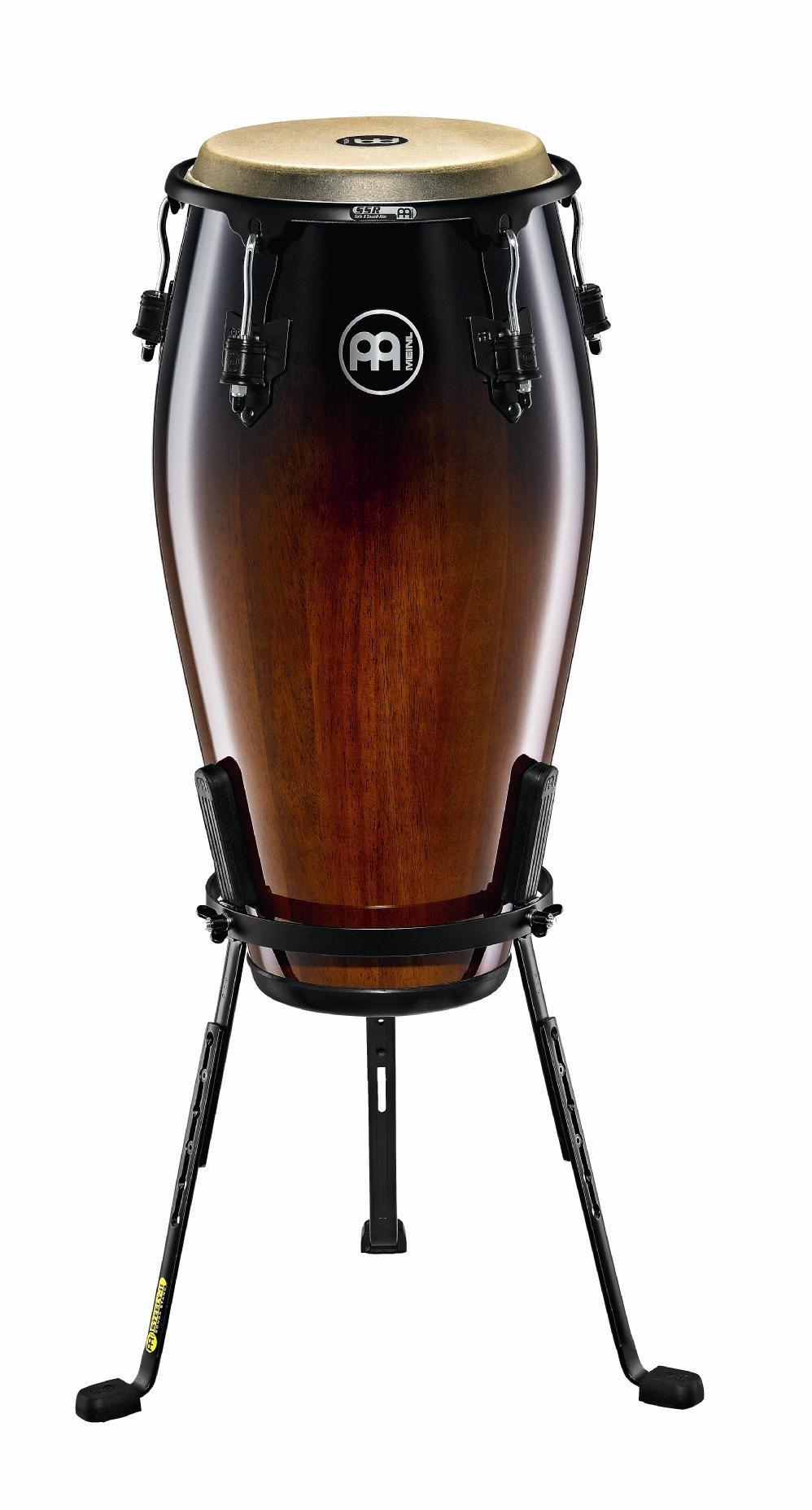 Meinl Percussion MCC11CB Marathon Classic Designer Series 11-Inch Quinto, Coffee Burst