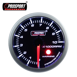60mm racing car tuning parts rpm tachometer meter