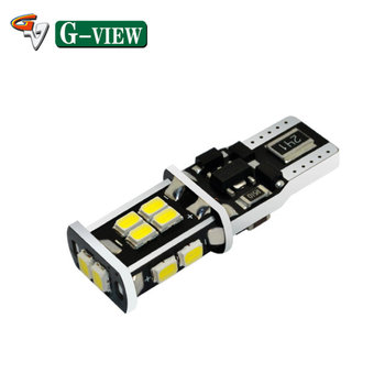 G-View Super bright W5W T10 3020 14smd car lights led canbus car T10 led bulbs 194 168 Car Side Wedge Light Automotive