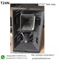 12 inch gyimpex passive speakers prices T24N line array