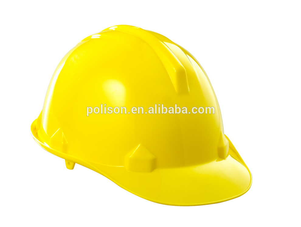 Factory price head protection electrical engineering construction industrial work abs safety helmet with chin strap -1