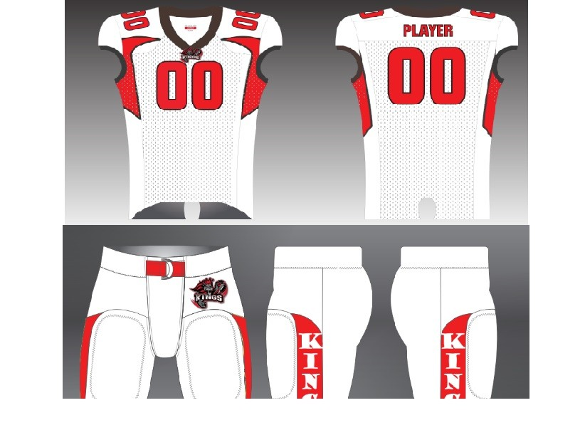 High Quality sublimated american football jerseys / Your custom sublimated american football pants