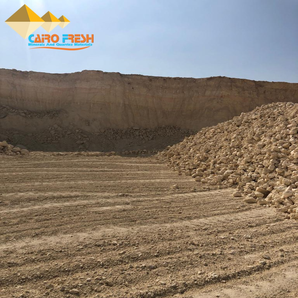 High Quality Dolomite for glass making