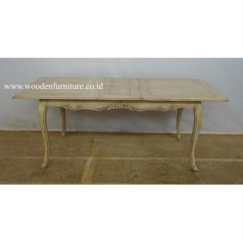 Tavoli Da Pranzo Antichi.Mobili Antichi Riproduzione In Stile Francese Tavolo Da Pranzo