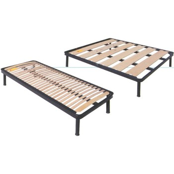 new concept b1590 7dc9f Made In Italy Slatted Bed Base - Small Double Bed Size 120x190/200 Cm - Buy  Bed Base,Slatted Bed Base,Double Bed Base Product on Alibaba.com