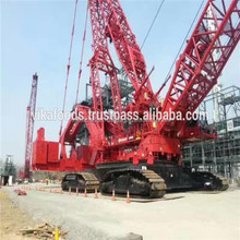 Used heavy crane Manitowoc 2300t crawler crane for sale with good condition
