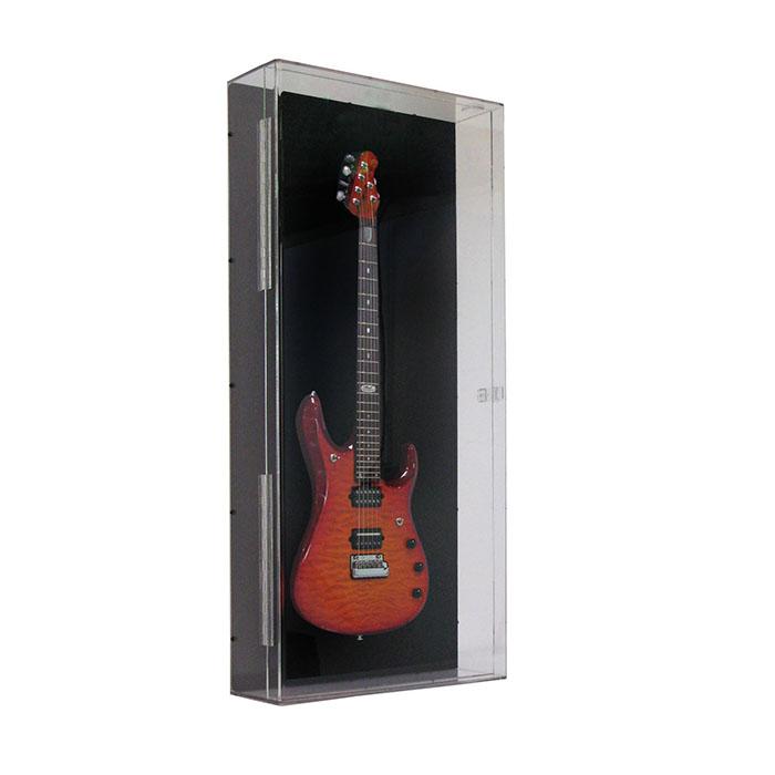 Guitar Display Case Acoustic Electric Guitar