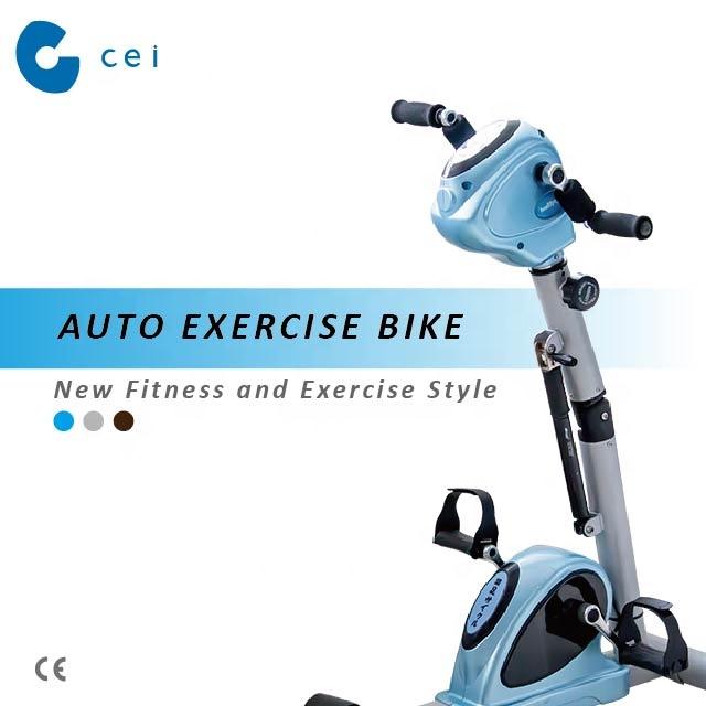 Hometrainer Arm en Been Oefening Bike Gemotoriseerde Hometrainer voor Gehandicapten
