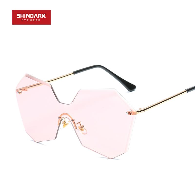dd6624110f Women Sunglasses Rimless Wholesale