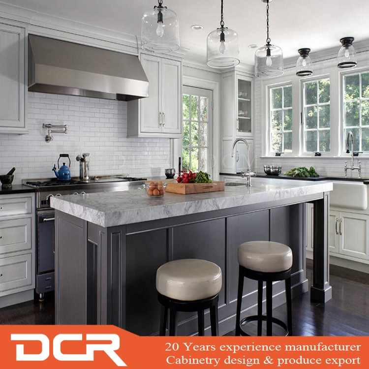 Lacquer Price Mobile Home Zebra Wood Kitchen Cabinets For