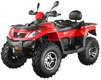 New 600cc 4x4 four wheel motorcycle