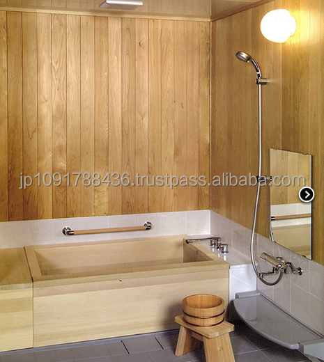 Premium Hinoki/cedar Wood Indoor Portable Bathtub For Adult And ...