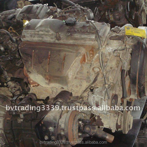 TOY 15B CS 5SP used engine and gearbox from Jaoan