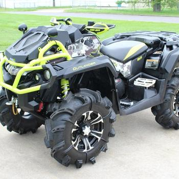 Can Am Outlander 1000 Xmr >> Factory Original 100 Genuine 2019 Can Am Outlander 1000 Xmr Atv Can Am Mud Bike X Mr Brp Quad 4x4 Buy Atv Product On Alibaba Com