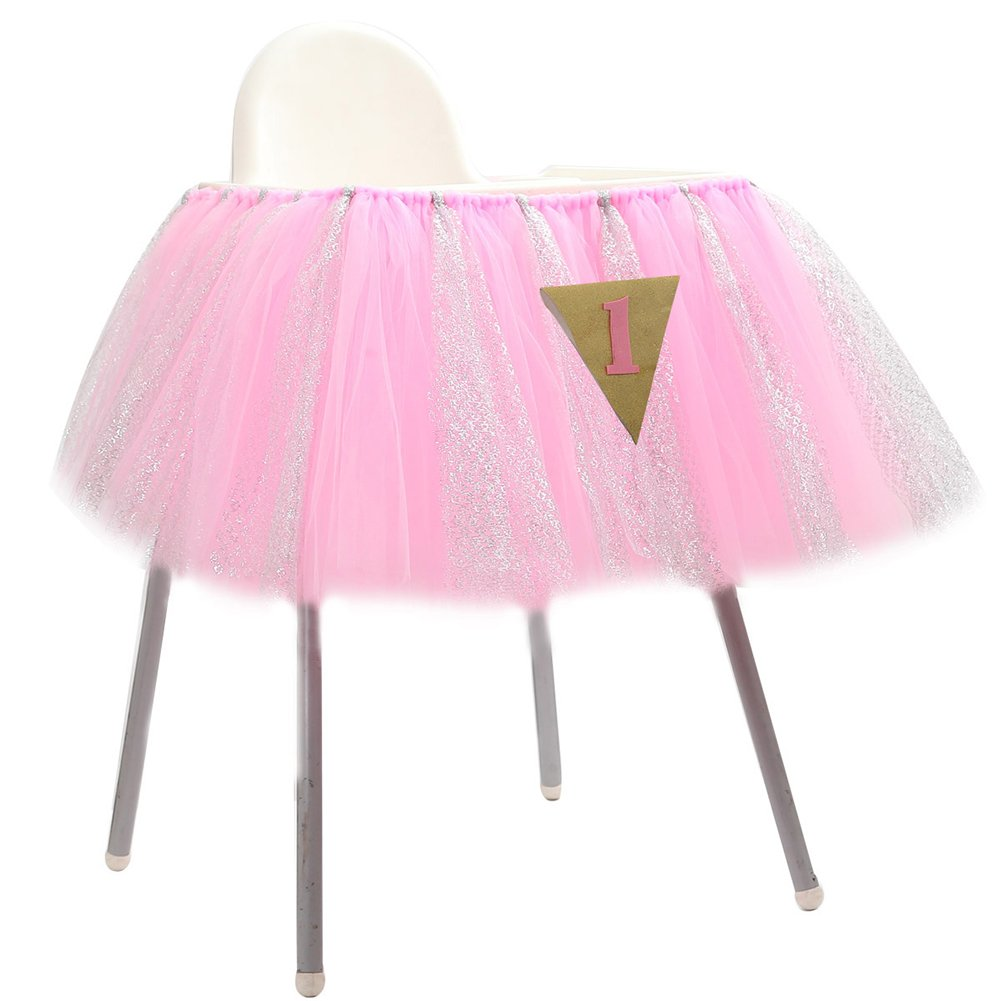 Groovy Buy Adeeing High Chair Decoration Favor Baby Shower Party Ocoug Best Dining Table And Chair Ideas Images Ocougorg